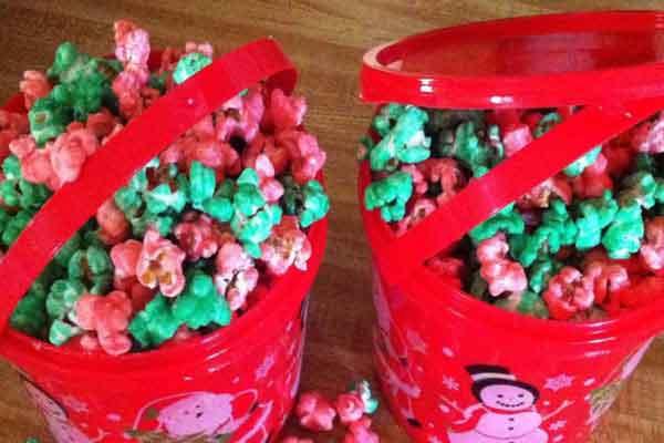 Santas Favourite Popcorn!!!!